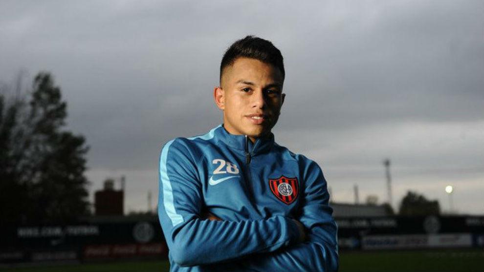 Cristian Barrios.