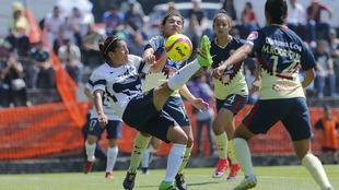Ana López es la primera jugadora felina que le anota a las Águilas
