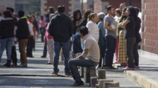 México vuelve a sufrir un terremoto tras los dos devastadores...