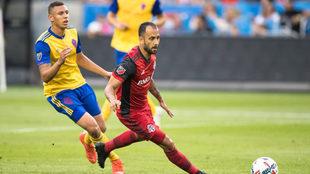 Sebastian Giovinco, elemento del Toronto FC.