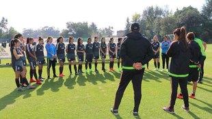 5 de las convocadas militan en la Liga MX Femenil