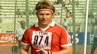 Litvinov, en el Mundial de Roma 1987