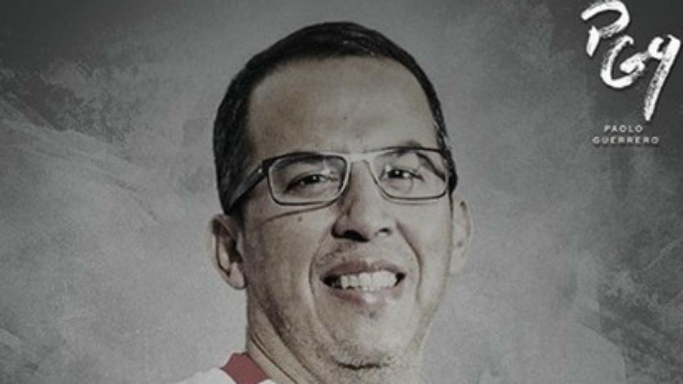 El homenaje de Paolo Guerrero a Peredo