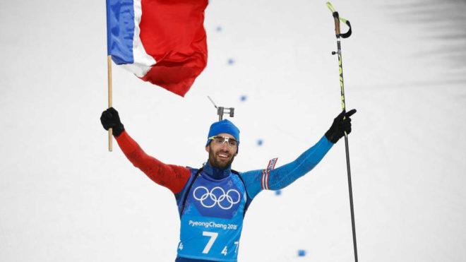 Forcade celebra su tercer oro en Pyeongchang, el quinto en unos Juegos