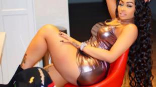 Blac Chyna, la ex de Rob Kardashian, víctima de nuevo