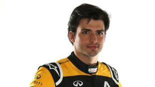 Carlos Sainz.