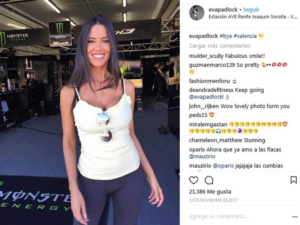 Eva Padlock Monster Española Que Es Una De Marcacom