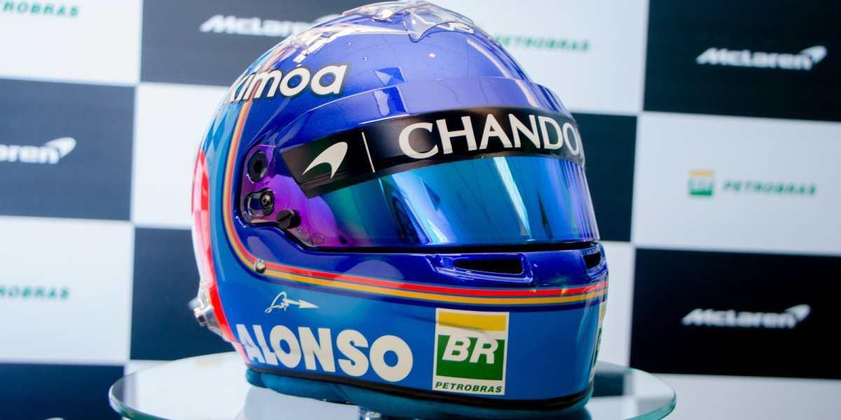 Las fotos de la presentación del nuevo McLaren