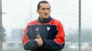 Vinny Samways, en su etapa como jugador del Sevilla.
