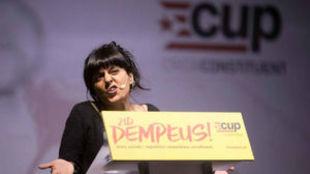 Anna Gabriel se suma así a los demás políticos catalanes huidos del...