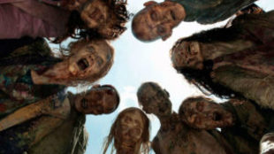 Llegan los desnudos a 'The Walking Dead'
