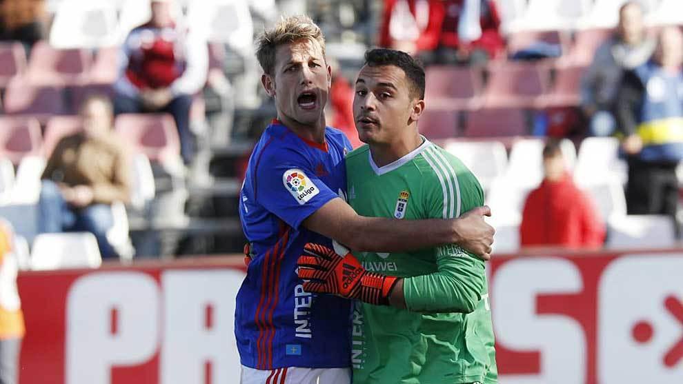 Oviedo anquela marca un nuevo reto volver a ganar lejos - Herreros en sevilla ...