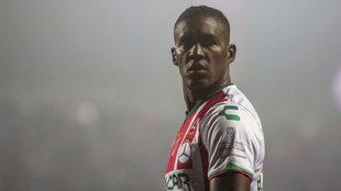 Brayan Beckeles espera ganar ante Puebla.