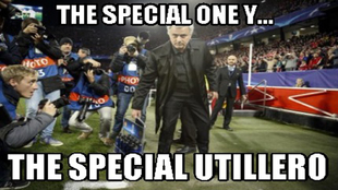 The special one... The special equipment man