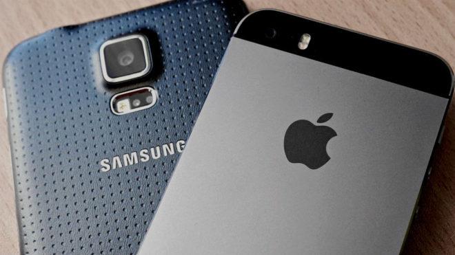 Las ventas de Samsung en 2017 han aumentado un 4,9% respecto al año...