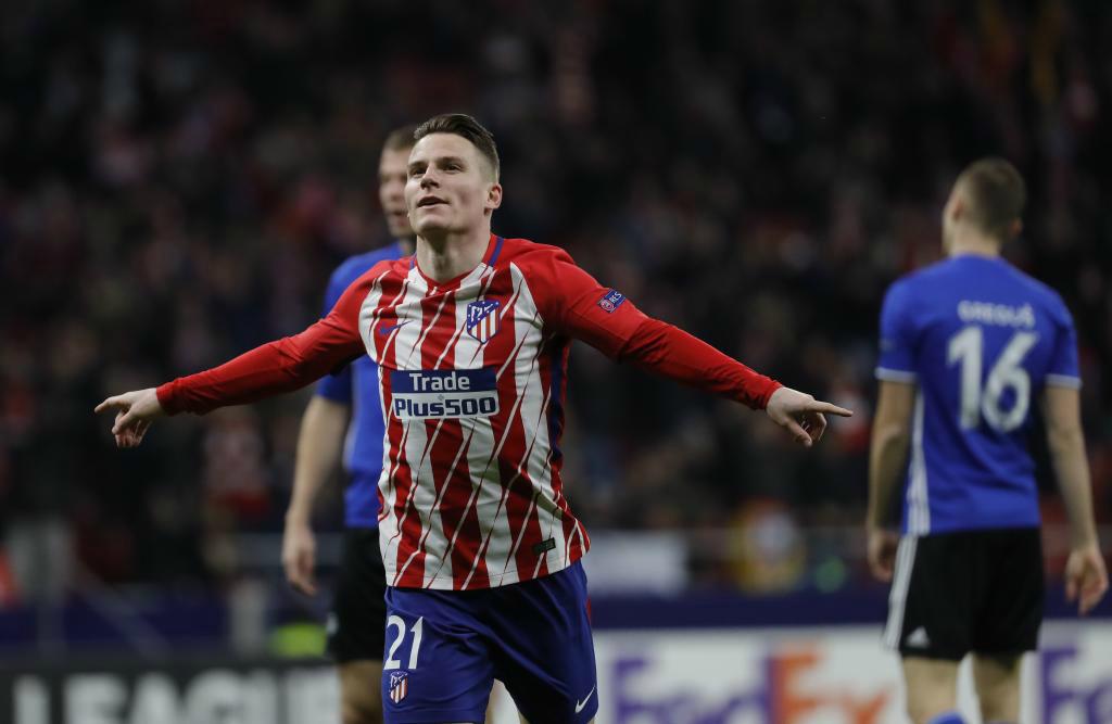Atletico Madrid 1-0 Copenhagen: Gameiro finishes the job for Atletico Madrid - MARCA in English