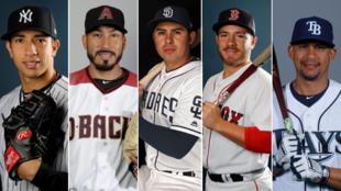 Los mexicanos presentes en la MLB