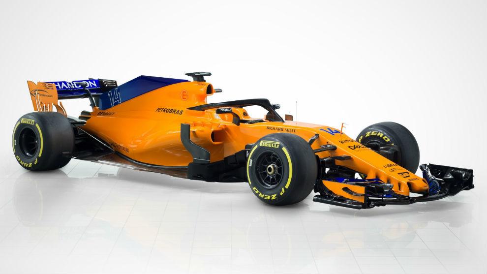 Fórmula 1: McLaren MCL33, el coche del cambio para Fernando Alonso ...