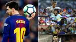 ¿Cambiarías a Messi por cinco 'jugones' y 20 millones?