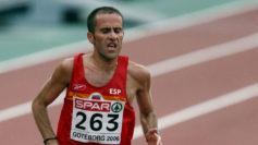 Julio Rey en los Campeonatos de Europa Goteborg 2006.