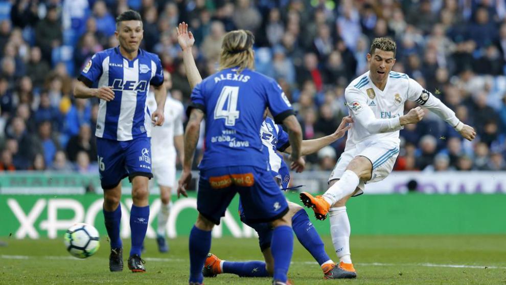 LaLiga - Real Madrid 4-0 Alaves: BBC brilliant in Real rom | MARCA