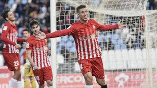 El Almería consiguió una victoria vital