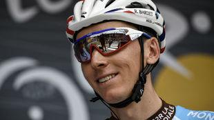 Romain Bardet (27).