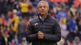 Roberto Hernández, entrenador de Morelia