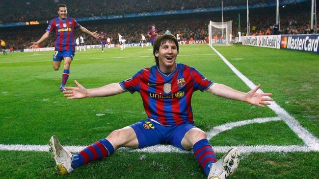 Lionel Messi goals: A never ending repertoire