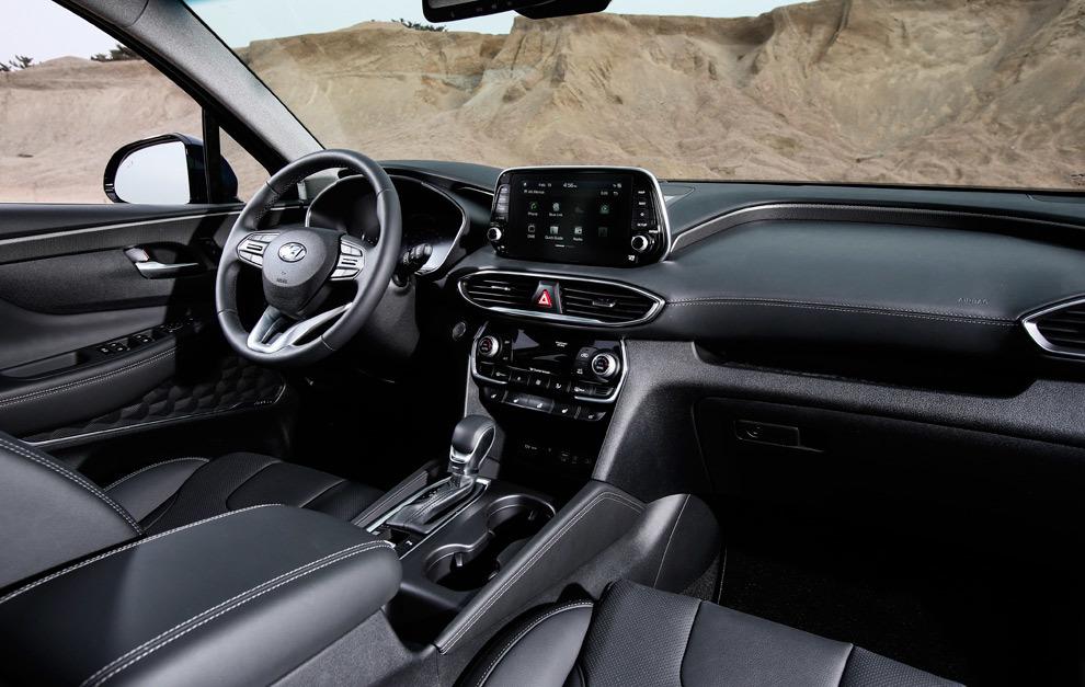 Hyundai Santa Fe 2018: así es la cuarta generación - Foto ...