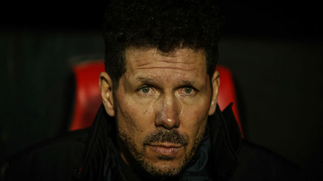 Simeone: The second half performance was the best of Atletico's season