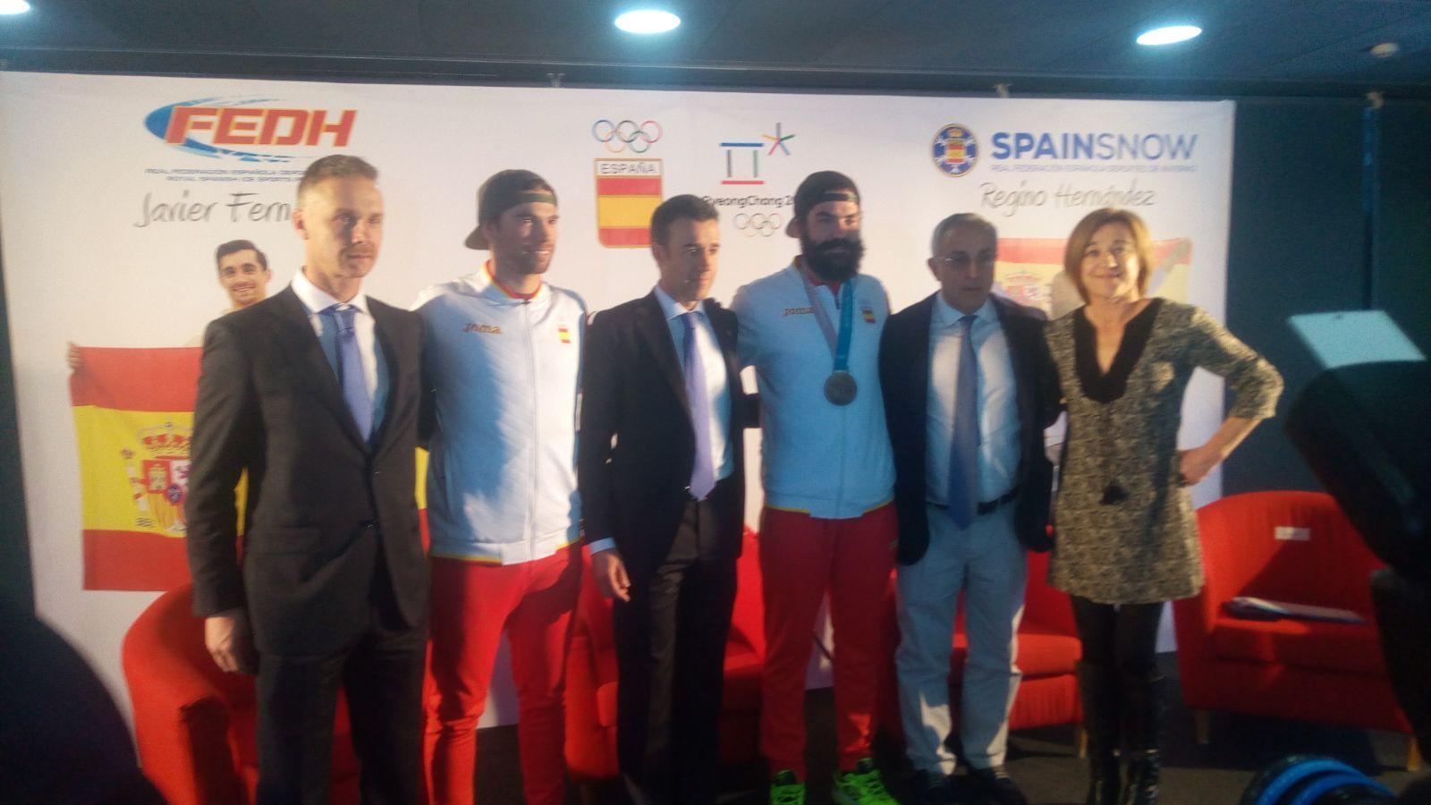 Simone Malusa, Lalo Herrero, May Peus, Regino Hernández, Alejandro...