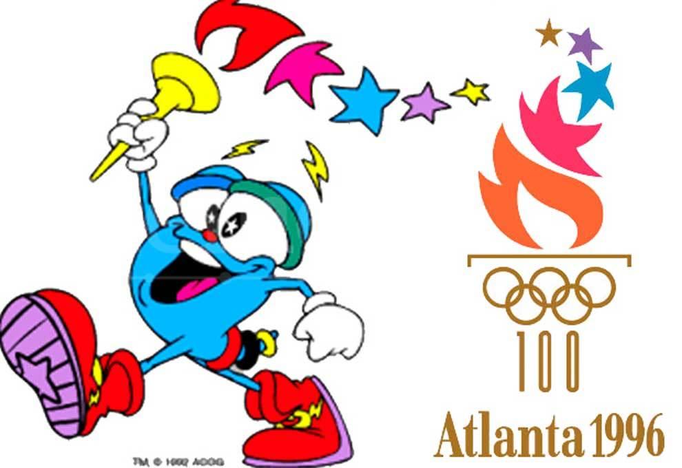 Izzy La Mascota De Los Juegos Olimpicos De Marca Com