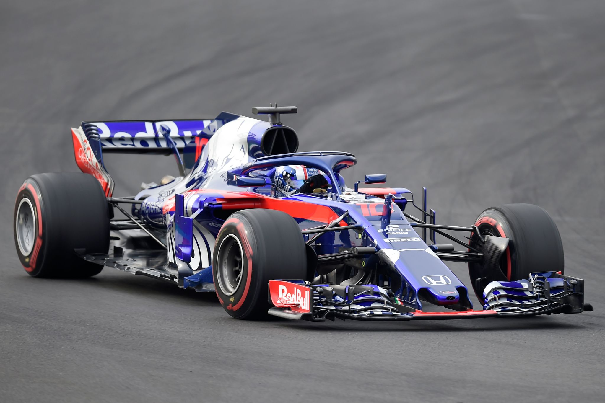formula one toro rosso off to a good start with honda marca in english. Black Bedroom Furniture Sets. Home Design Ideas