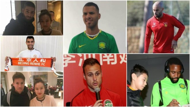 Liga China  El dinero del fútbol chino sólo tiene ojos para España ... fa2614c5ff751