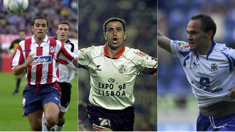 Algunos de los máximos goleadores de Segunda que quizás no...