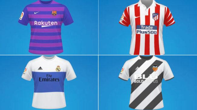a08a1aff72dad Configurador y comparador de camisetas de fútbol  Crea y compara tu propia  camiseta