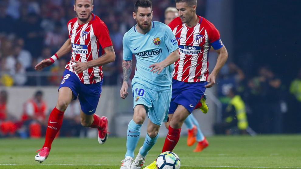 LaLiga  Barcelona vs Atlético de Madrid  horario y dónde ver en ... 07d997a5f9cc9