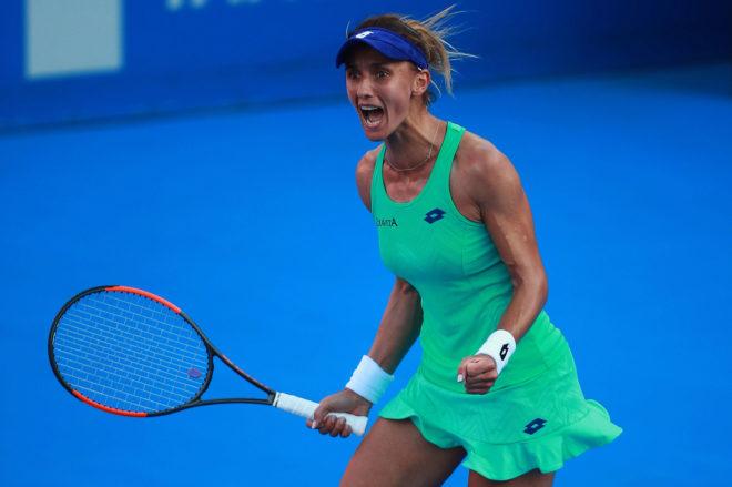 Tsurenko venció a la australiana Daria Gavrilova