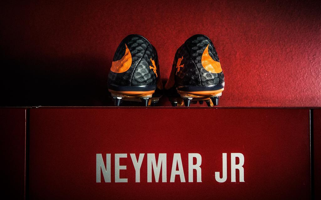 El multimillonario contrato de Neymar con Nike