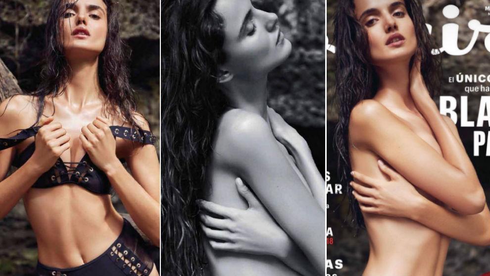 Blanca Padilla para Esquire México