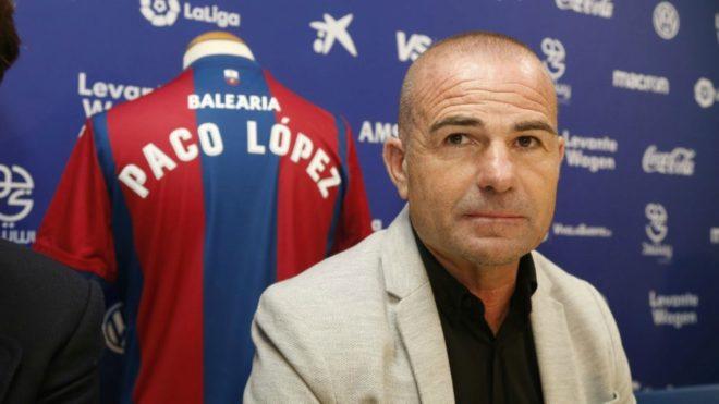 Levante: Paco López: