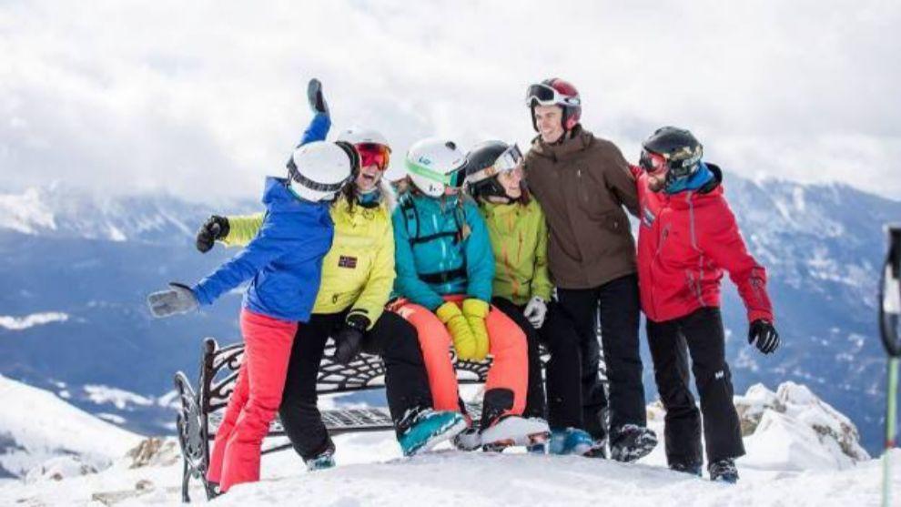 El centro familiar pirenaico vive por y para la nieve