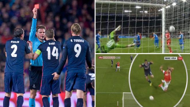 23e5d54239bf0 PSG vs Real Madrid  Felix Brych bajo la lupa  un  no-gol  marcado a ...