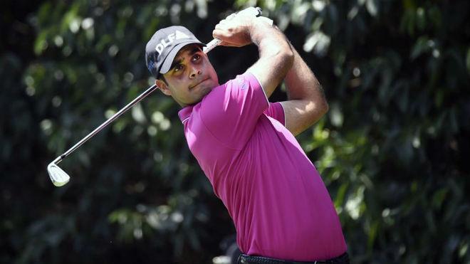 Sharma durante el WGC en México DF el pasado fin de semana.