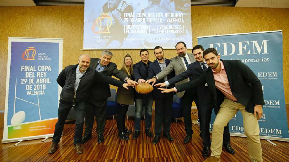 Imagen del evento en la Escuela de Empresarios EDEM
