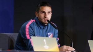 Koke: Atletico Madrid want to win a trophy and everything starts here