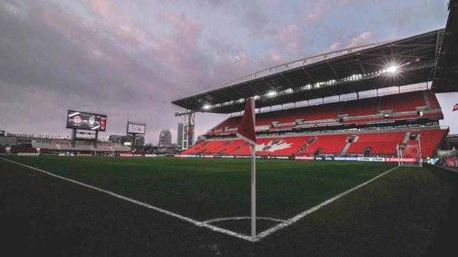 BMO Field, la casa del Toronto