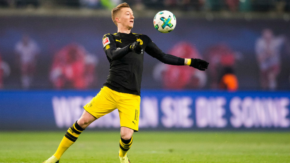 Bundesliga: Marco Reus, el mejor fichaje del año para Löw y Stöger ...