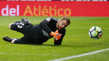 Oblak in doubt for Celta Vigo clash